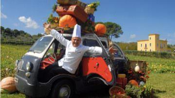 """Orsara di Puglia: Peppe Zullo e """"L'orto dei Miracoli"""" verso Expo 2015"""