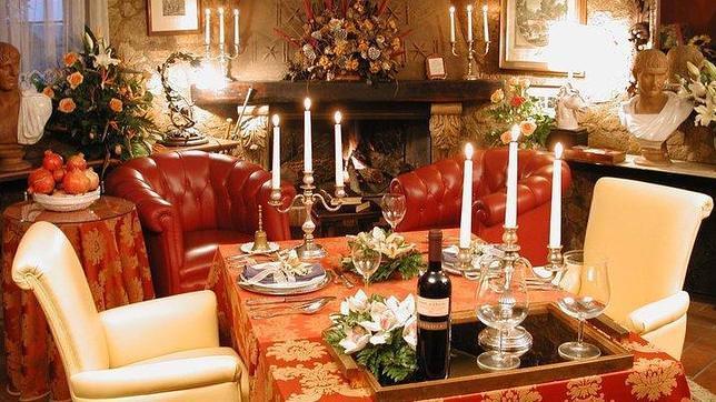 """""""Solo per due"""" a Vacone (RI) è il ristorante più romantico del mondo"""