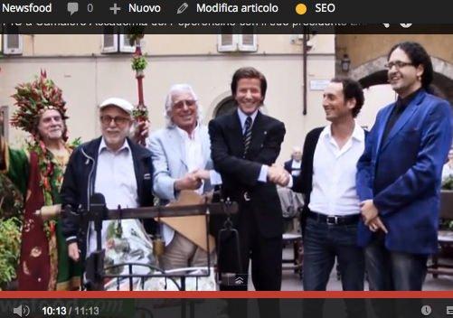 """Silvan è il  """"Personaggio Pic 2014"""" – Camaiore: Un Piccante Week end tra maghi e Peperoncino"""