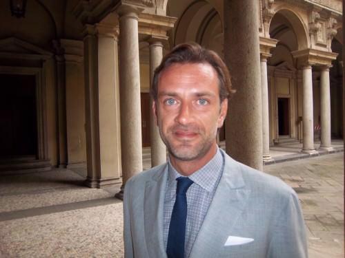 Guglielmo Miani, presidente Associazione Montenapoleone