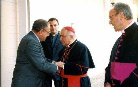 Cordoglio di Assoedilizia e di Amici di Milano per la morte del Cardinale Dionigi Tettemanzi