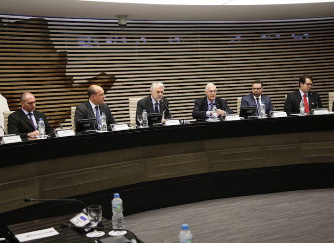 """SAN PAOLO BRASILE: EXPO MILANO 2015 e il progetto """"UnPOxExPO2015"""" PRESENTATO AGLI IMPREDITORI FIESP"""