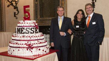 L'Italia è la numero uno! Lo dicono i tedeschi: Grande festa per i 5 anni di NürnbergMesse Italia