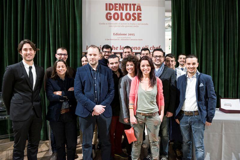 Guida Identità Golose 2015 di Paolo Marchi: Elenco CHEF PREMIATI
