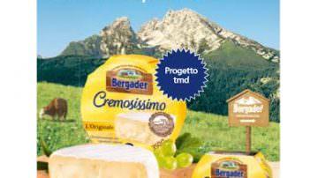 Il Marketing Collaborativo di trnd per il nuovo formaggio Bergader Cremosissimo