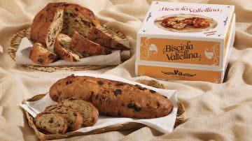 Dolci: Vis presenta la Bisciola, l'alternativa valtellinese al tradizionale panettone natalizio