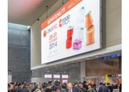 Successo di Cibus Tec – Food Pack 2014: Fiereparma è ora anche TEC e PACK