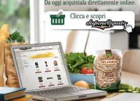 Dispensagusto: Il nuovo progetto di e-commerce di Sigma, Delverde e San Patrignano