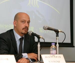 Intervista al Segretario Aicig, Pier Maria Saccani, sull'asse italo-francese AICIG-CNAOL