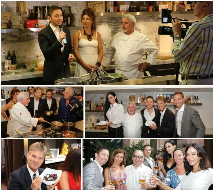 I migliori Chef italo-americani sedotti dalla Cucina Dietetica Italiana Tisanoreica