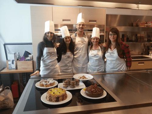 I cinque finalisti con le ricette