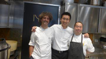 """Stella Michelin per il ristorante Iyo e il maestro Haruo Ichikawa. Primo """"Etnico"""" in Italia premiato dalla Guida Rossa"""