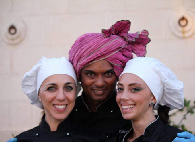 Vinod Sookar: un Amore tra i fornelli Ricci – Intervista allo Chef stellato