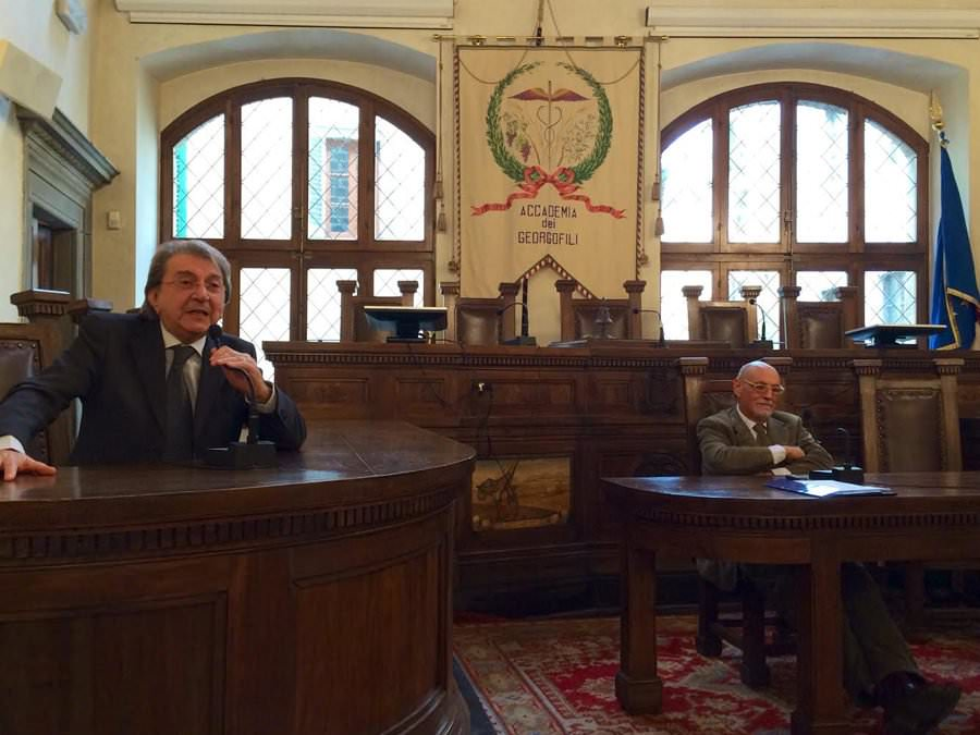 Pietro Piccarolo nominato Vicepresidente dell'Accademia dei Georgofili