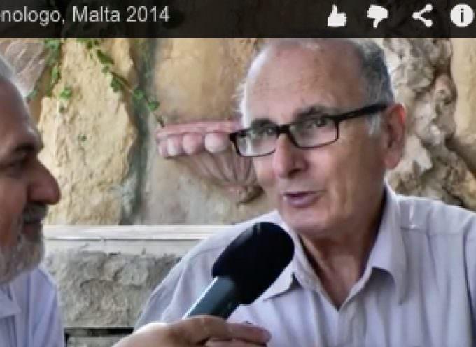 """Roger Francis Aquilina, enologo,  è maltese purosangue e crede nel Progetto ViEnergy """"Vigna Energetica""""   (Video)"""