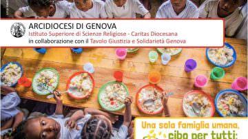 Genova: oltre la cultura dello scarto, convegno