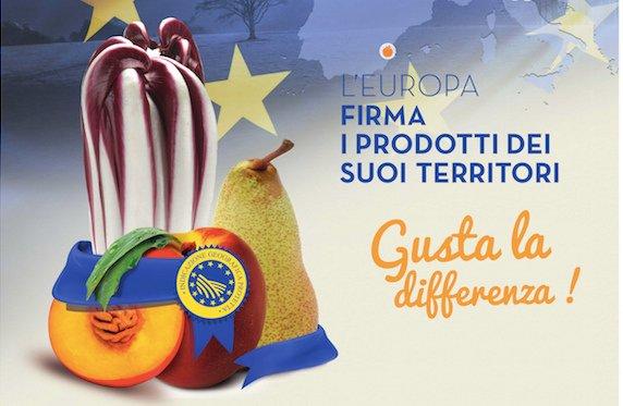 Mangiamo più frutta, mangiamo più verdura: è l'obiettivo della campagna europea Frutta & Verdura DOP e IGP