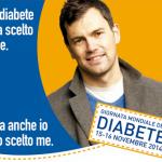 Io ho scelto me: è lo slogan della Giornata Mondiale del Diabete – 15 e 16 novembre 2014