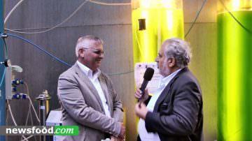 Vienergy Sicilia: L'Enologo Mario Ragusa, enologo di IRVO, Convegno a Bruxelles