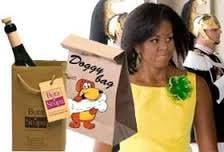 Doggy bag: No allo spreco alimentare, anche Michelle Obama si porta a casa gli avanzi dal ristorante