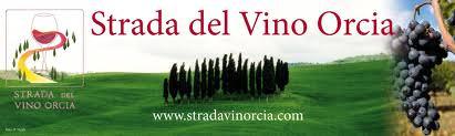 Strada del vino Orcia