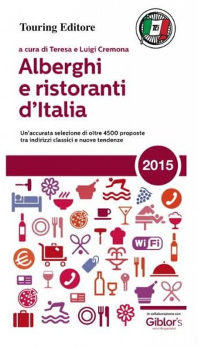 Guida Alberghi eRistoranti d'Italia 2015