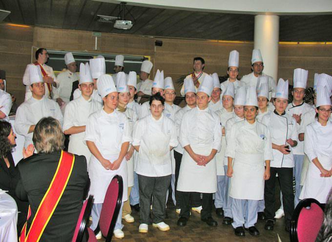 Oltre 100 tra chef, sommelier e soci dei Discepoli di Escoffier all'Assemblea Annuale del Capitolo Costa Azzurra-Corsica