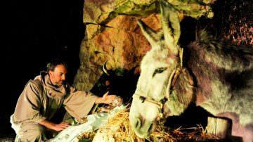 Presepi viventi nel Lazio: Corchiano, Alatri e Greccio