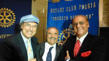 Peppe Zullo, Ambasciatore di Puglia, in Tour verso Expo 2015 inaugura l'orto universitario della Luiss