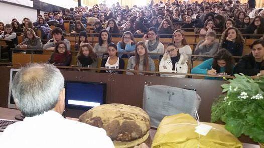 Peppe Zullo studenti per Unesco