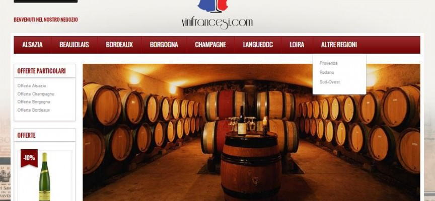 Vinifrancesi.com il portale di e-commerce delle migliori etichette di Francia – Intervista ad Alberto Masi