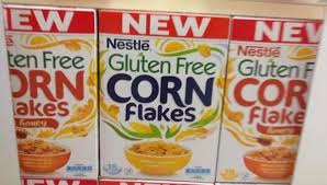 Gluten Free Corn Flakes di Nestlè