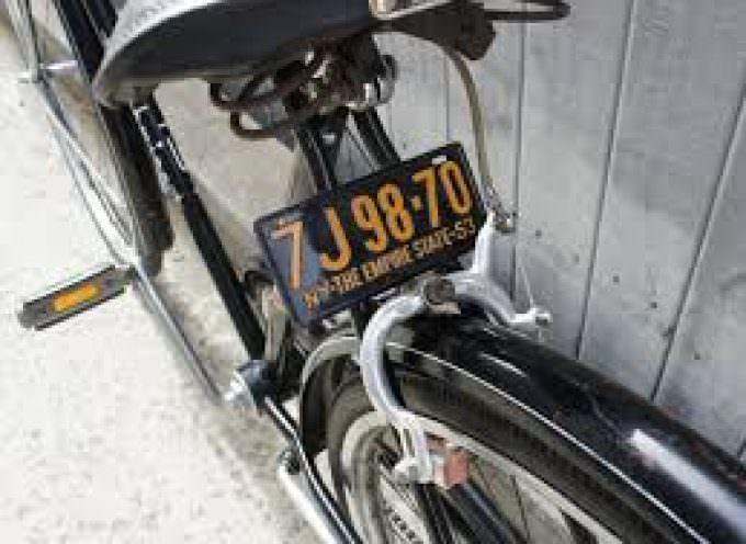 """Targa obbligatorie alle biciclette: """"Qualcosa si muove"""" – Mozione bipartisan in Regione Lombardia"""
