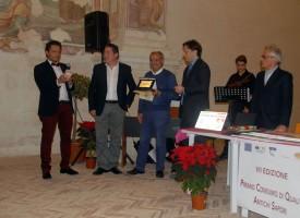 Antichi Sapori: altro Premio per Peppe Zullo e Orsara di Puglia