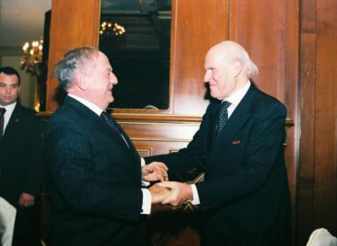 Principe di Savoia: Premio Excellent di Mario Mancini festeggia venti anni di successo