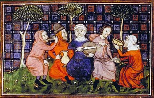 Alimentazione medievale