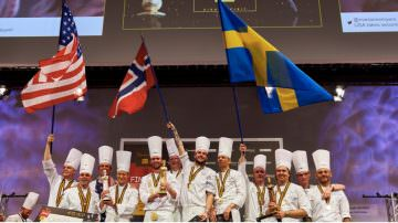 Lione, Bocuse D'Or 2015: Vince Orjan Johannessen del ristorante Bekkjarvik Gjestgiveri
