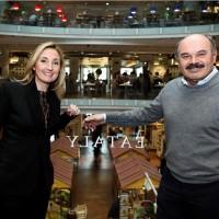 Farinetti-Eataly e Fabri-StarHotels: il turismo Vip va preso per la gola