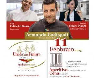 Ristorante Unico Milano: Appuntamento con Chef of the Future Gran Galà