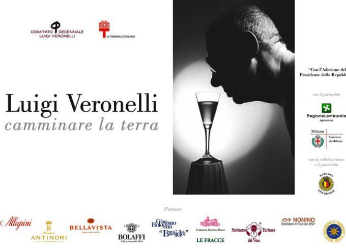 Camminare la terra: La mostra di Luigi Veronelli alla Triennale di Milano.