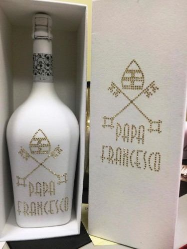 Otello Lambrusco per Papa Francesco