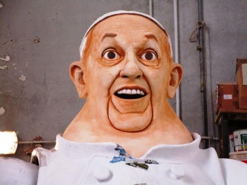 Papa Francesco, Carnevale di Viareggio