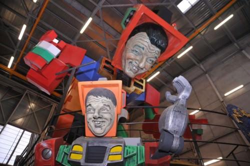 Renzi, Carnevale di Viareggio