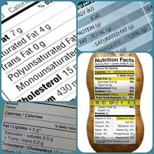 Regole più chiare per etichette alimentari