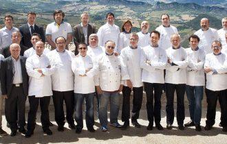 Enrico Derflingher nuovo Presidente. Campione d'Italia: cena stellata coi Campioni degli Chef Euro-Toques International