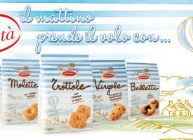 Granoro: la buona Pasta e ora anche i buoni biscotti