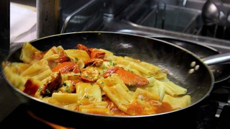 Pasta fresca dell'Emilia – la pasta fatta in casa: Impariamo a cucinare con Marco Di Lorenzi