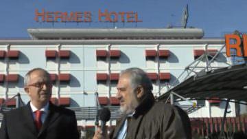 Cremona, Hotel Hermes ancora chiuso: 77 stanze in attesa dei turisti di Expo 2015 (Video)
