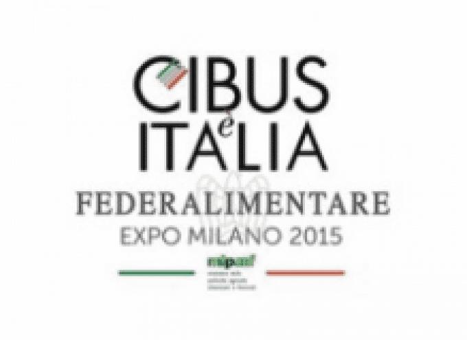"""Milano: Presentazione del padiglione """"Cibus è Italia – Federalimentare Expo 2015"""""""