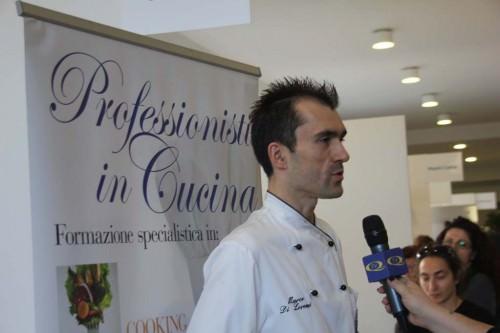 Marco Di Lorenzi chef